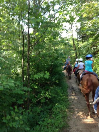 Rawhide Ranch Activities: Trail Rides