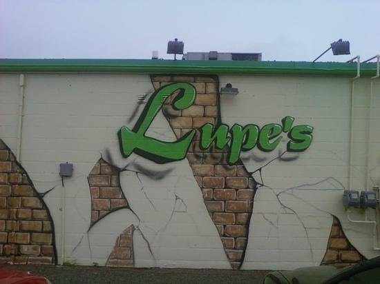 Lupe's Mexican Restaurant: outside art work