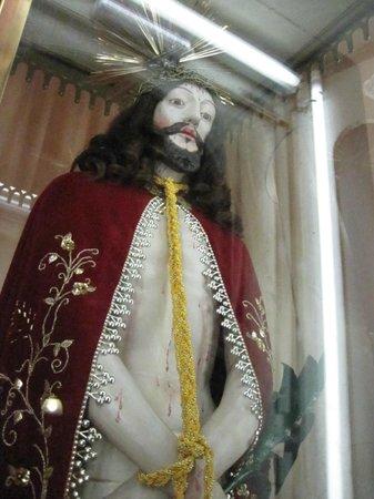 Imagem do Bom Senhor de Iguape