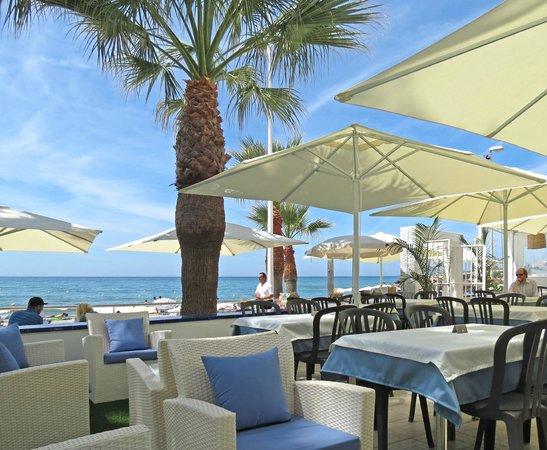 Restaurante Playa Torrecilla: chiringuito torrecilla 3