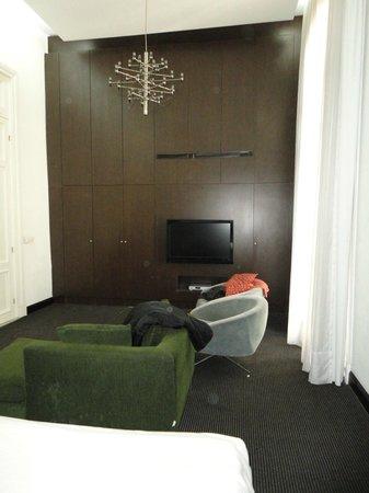 Hotel Plaza Fuerte: Quarto 205
