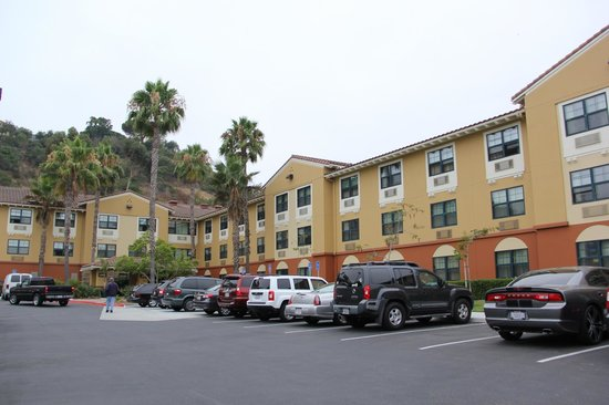 Extended Stay America - San Diego - Hotel Circle: outside