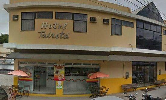 Hotel Tairetá- Paracambi -RJ!