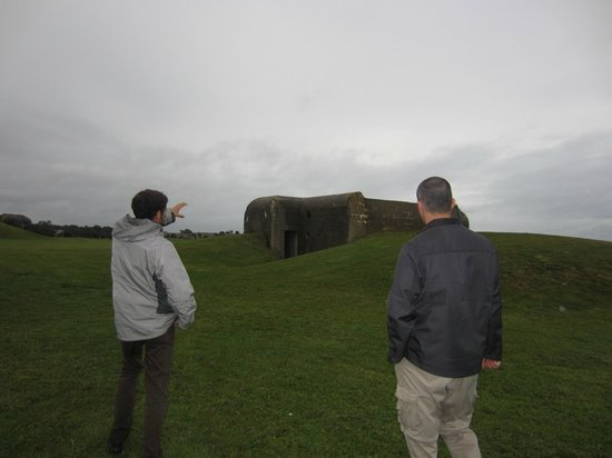 D-day Guided Tours : our passionate guide