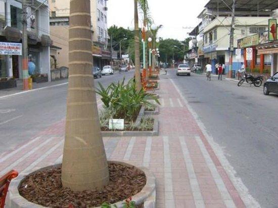 Hotel Taireta : Centro da cidade de Paracambi!