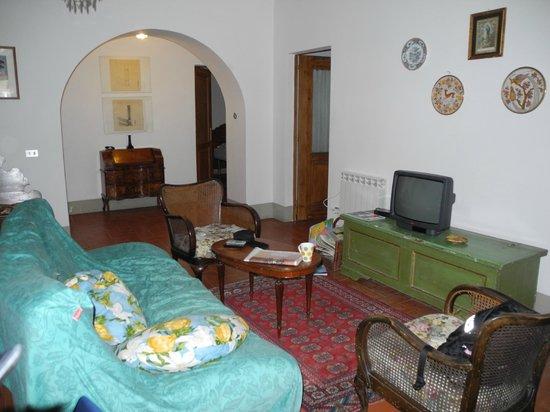 Agriturismo Santa Maria: Living Room