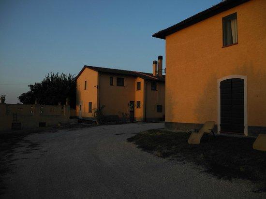 Agriturismo Santa Maria: Farm house Area