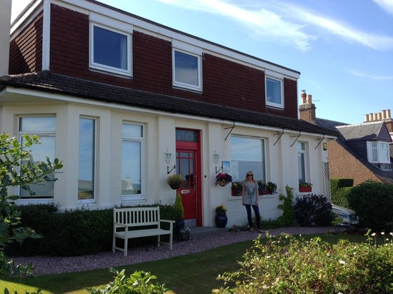 No12 Bed & Breakfast, St Andrews: The gorgeous B&B