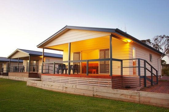 Discovery Parks - Whyalla Foreshore: Discovery Holiday Parks - Whyalla: Self Contained Cabins