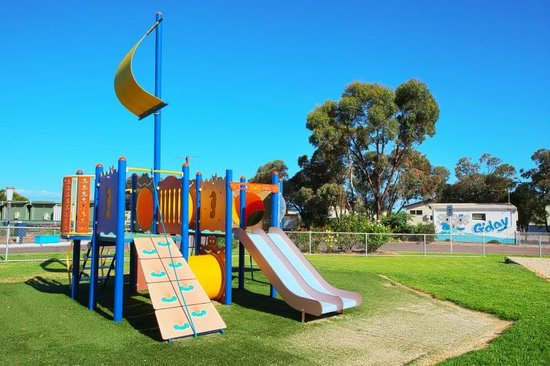 Discovery Parks - Whyalla Foreshore: Discovery Holiday Parks - Whyalla: Palyground area