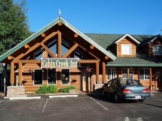 Cabin Creek Inn : Reception
