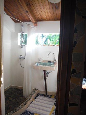 Hotel Pura Vida: Salle de bain