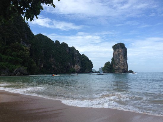 Centara Grand Beach Resort & Villas Krabi: view from beach