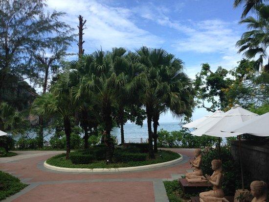 Centara Grand Beach Resort & Villas Krabi: view from hotel