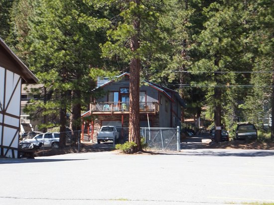 Brockway, CA: Other accommodation in the grounds