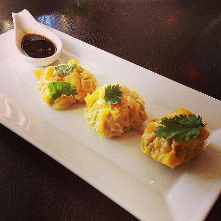 Chedi Thai Bistro: Incredible Shrimp Dumplings!