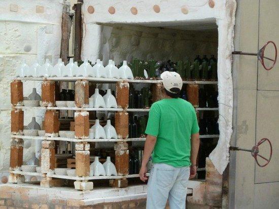 Matices Hotel de Barricas : Planta de cerámica y envase. josepablo2004