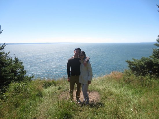 Great E.A.R.T.H Expeditions: Us at the end of Cape Split