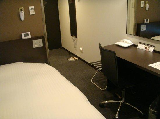 Hotel New Amami : シングルルーム