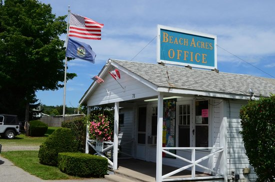 Beach Acres Campground : Office