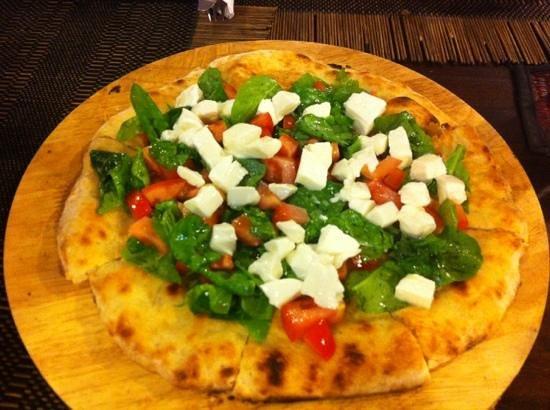 Monnalisa: pizza