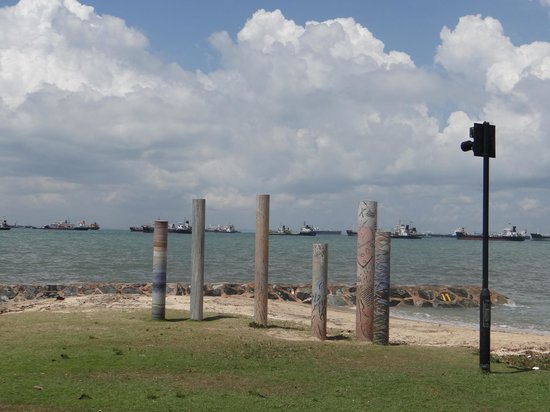 A View From The East Coast Park