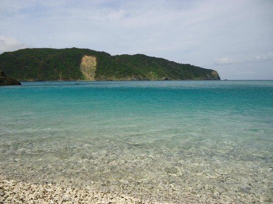 Oshima-gun Yamato-son, اليابان: 国直海岸