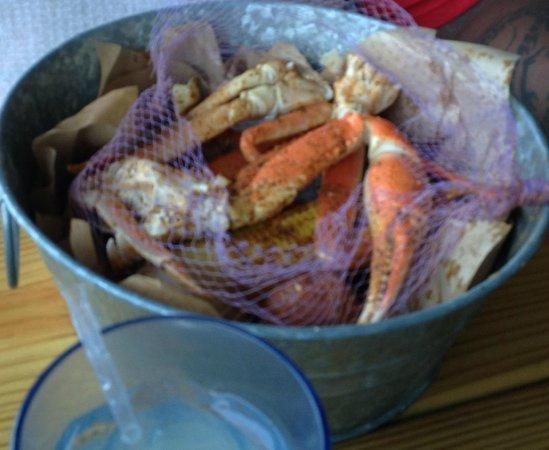 s crab shack Joe