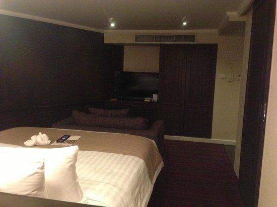 S15 Sukhumvit Hotel: 部屋