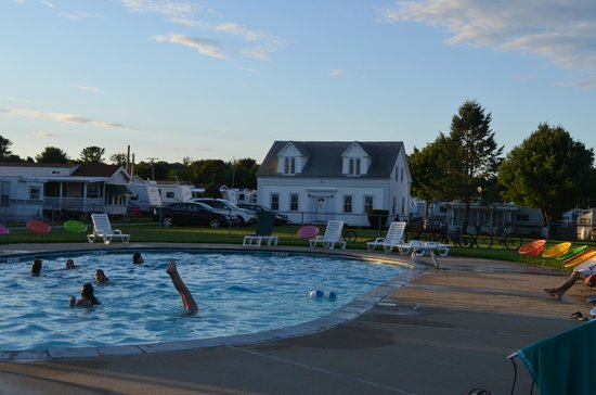 Beach Acres Campground : Pool