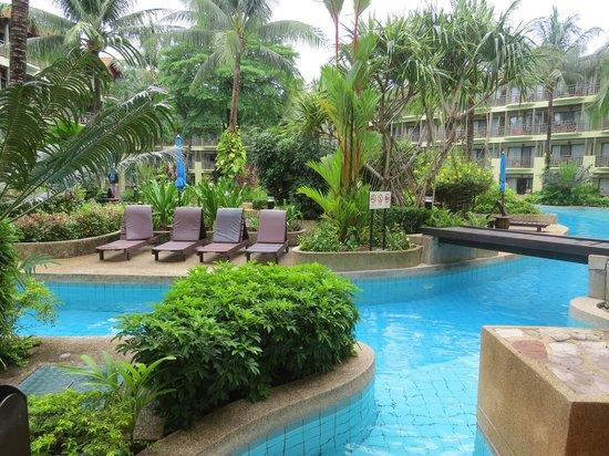Phuket Marriott Resort & Spa, Merlin Beach: Pool access room pool