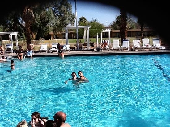 Kamer picture of furnace creek inn and ranch resort for Piscine vallet
