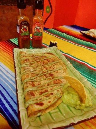2a13909cb582e Parche Perruno en El Sombrero - Picture of El Sombrero Comida ...