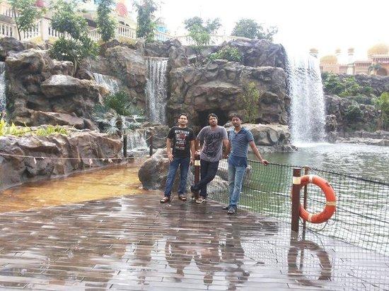 Imagica Theme Park: 1