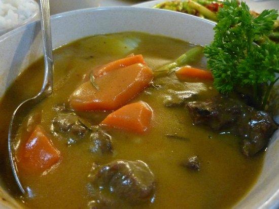 Hainanese Delights: Hainese stew lamb