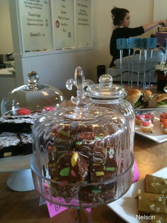 Paula's Plate: Such a beautiful collection of treats..- All very tasty