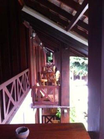 Muang Thong Hotel: balcony
