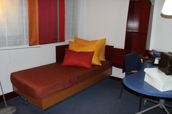 Novotel Hannover: extra bed/ couch
