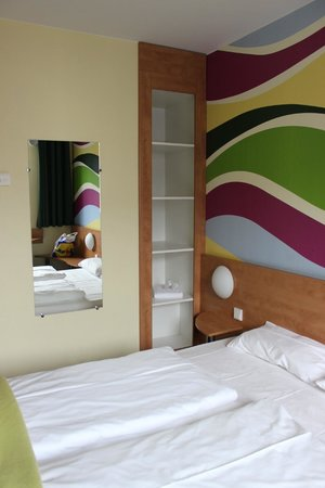 B&B Hotel Hannover: room