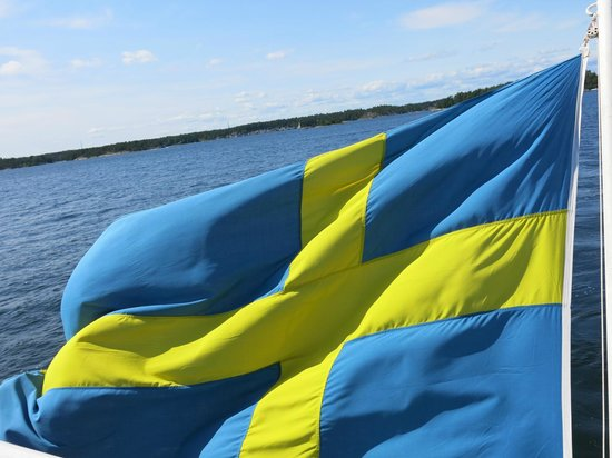 A stunning vista of boats and islands from Stockholm to Sandhamn