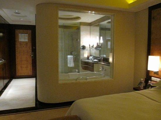 Sheraton Wenzhou Hotel : Habitacion Sheraton Wenzhou
