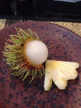 Ageha Sushi: Dessert