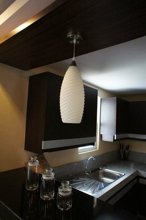 Forest View Leisure Residences : The kitchen counter