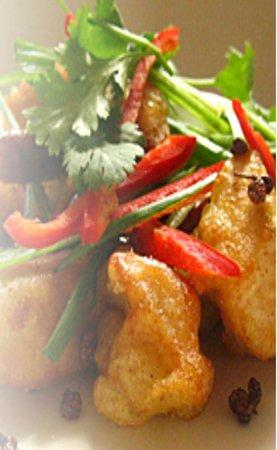 Chopstix Multicuisine Restaurant : Mandrain Chicken