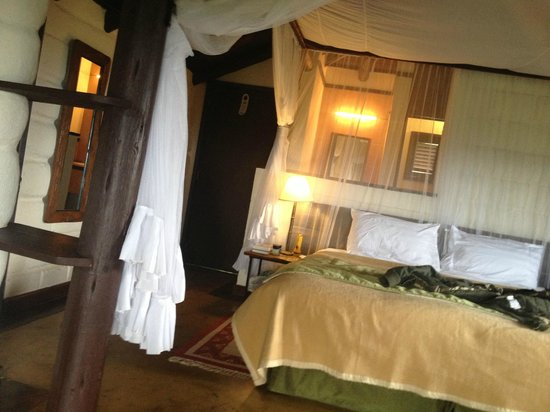 Great Rift Valley Lodge & Golf Resort: inside the room