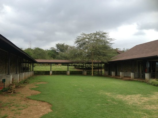 Great Rift Valley Lodge & Golf Resort: near the business facility