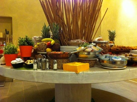 Hotel Trieste: colazione