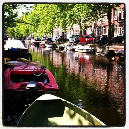 Shelter City Hostel Amsterdam: Ajouter une légende