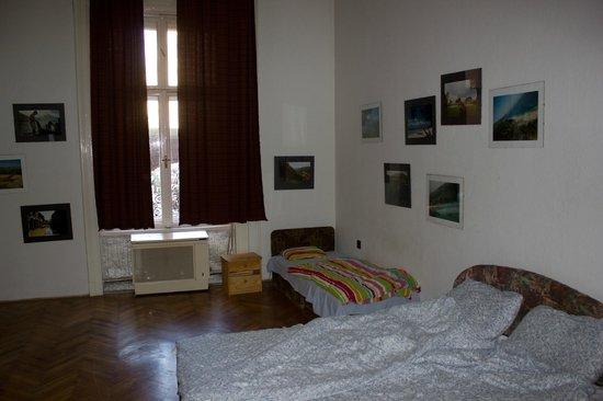 Jimi Hendrix Guesthouse: Bedroom