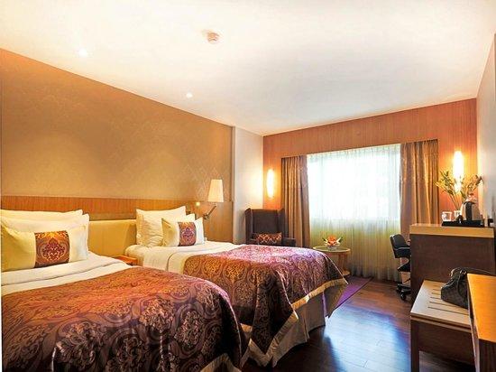 Hotel Bawa International: Twin Beded Deluxe Room